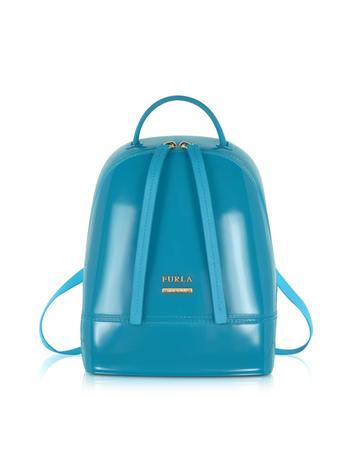 Candy Jelly Rubber Mini Backpack
