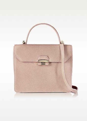 Chiara Small Top Handle Satchel Bag - Furla