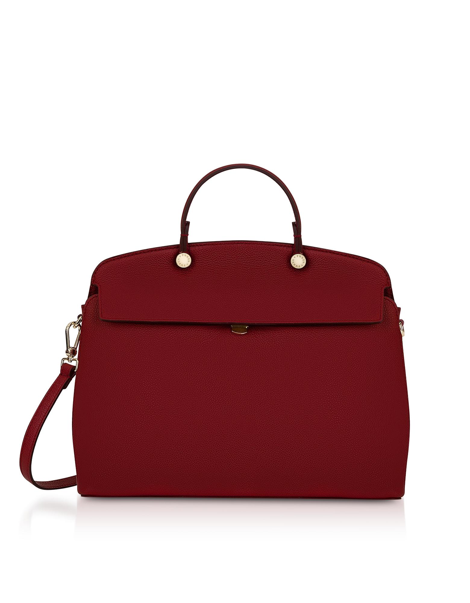 Furla Handbags, My Piper M Satchel Bag
