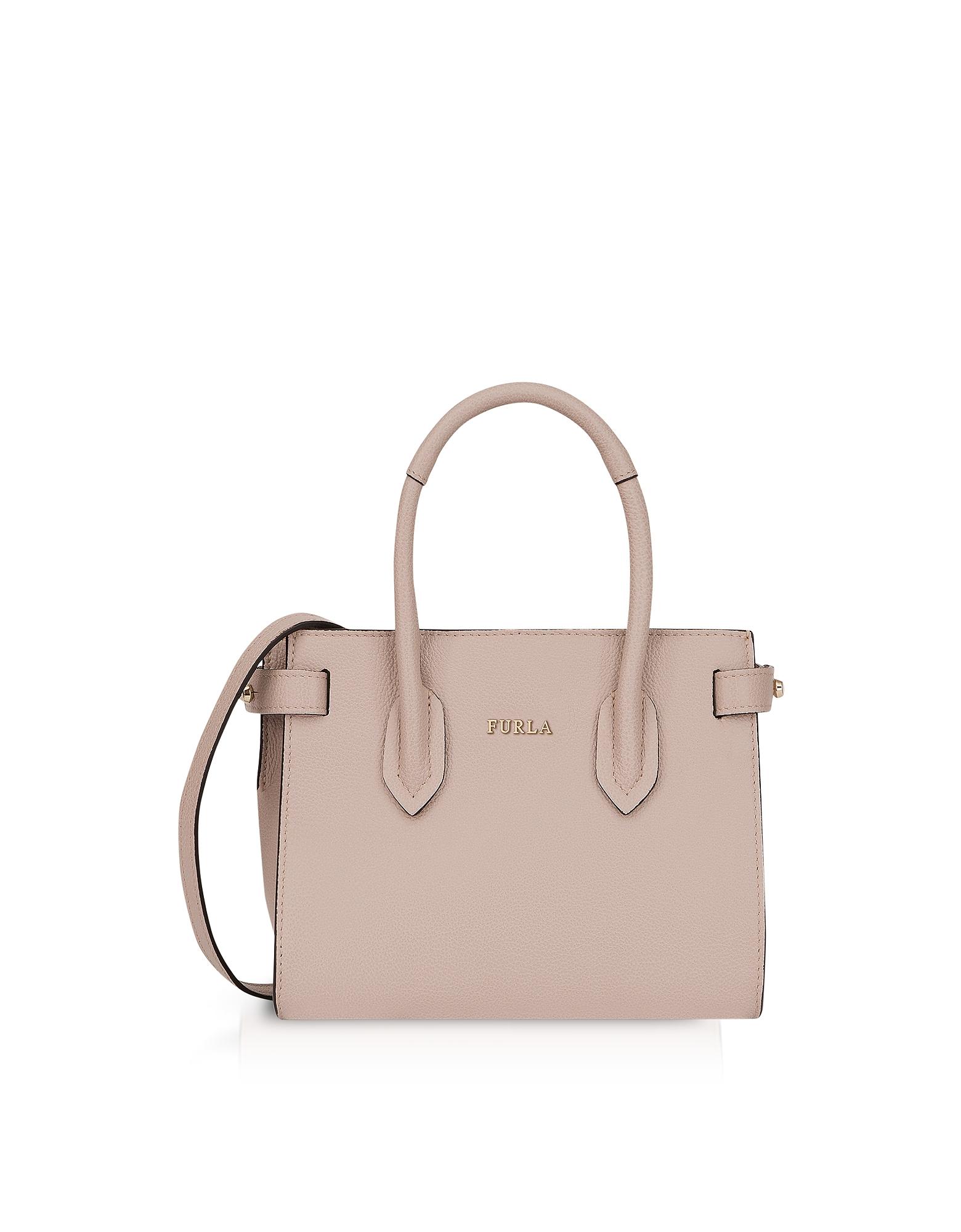 Furla Handbags, Dalia Pin Mini Tote Bag