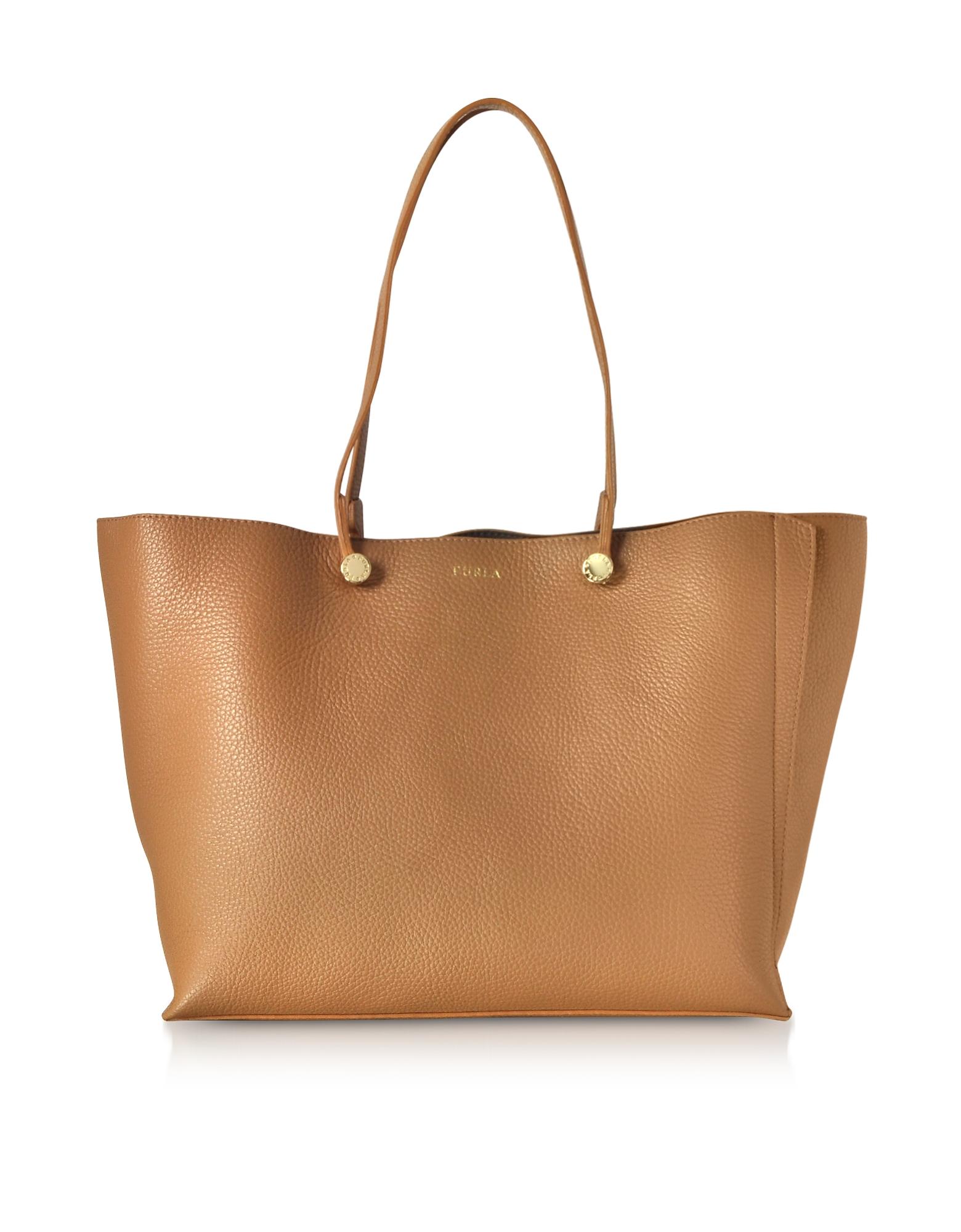 Caramel Eden Medium Tote Bag