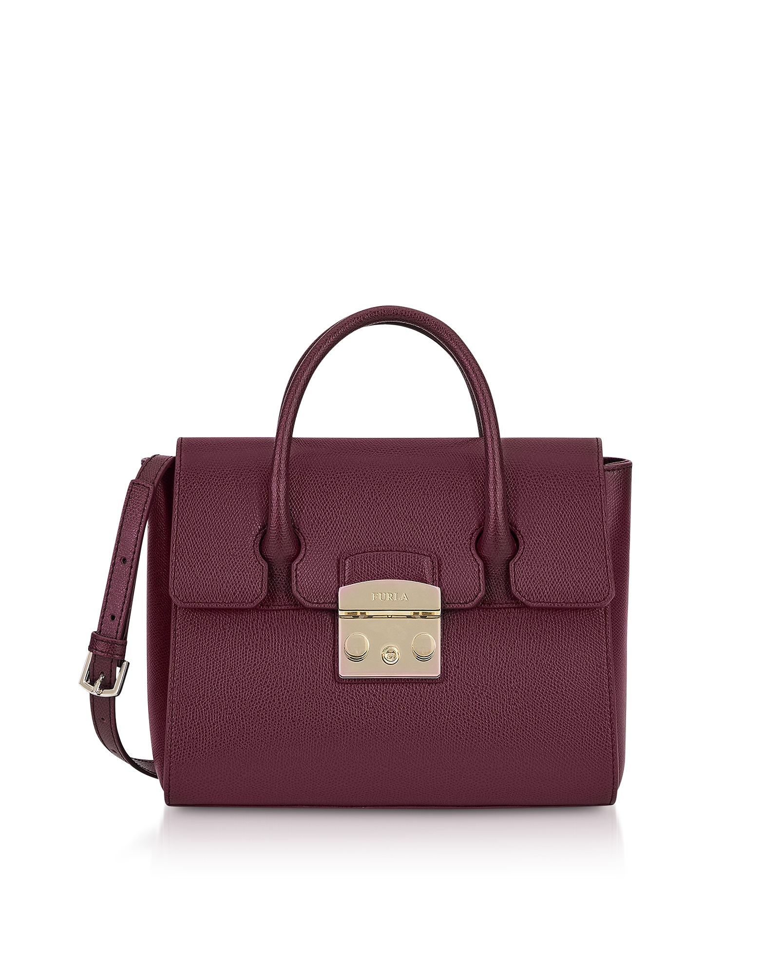 Furla Handbags, Metropolis Small Satchel Bag