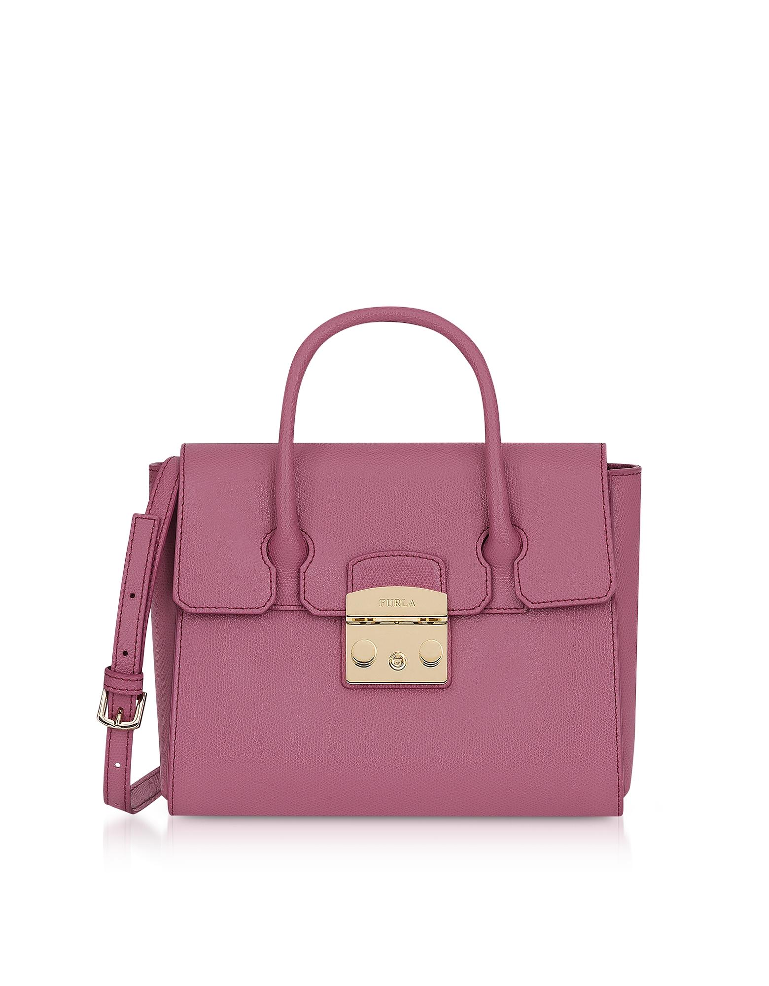 Furla Handbags, Metropolis Small Satchel Bag
