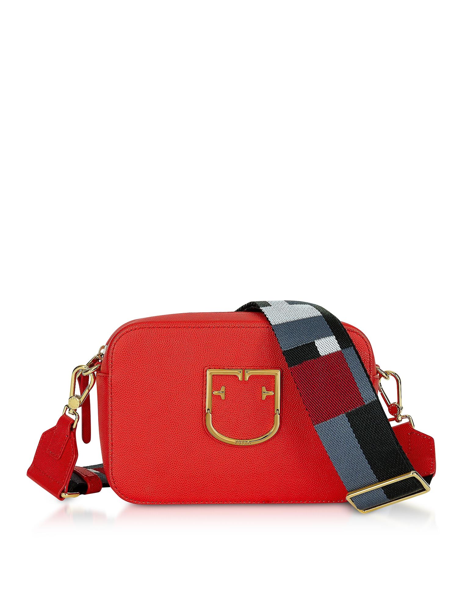 Furla Handbags, Brava Mini Crossbody Bag