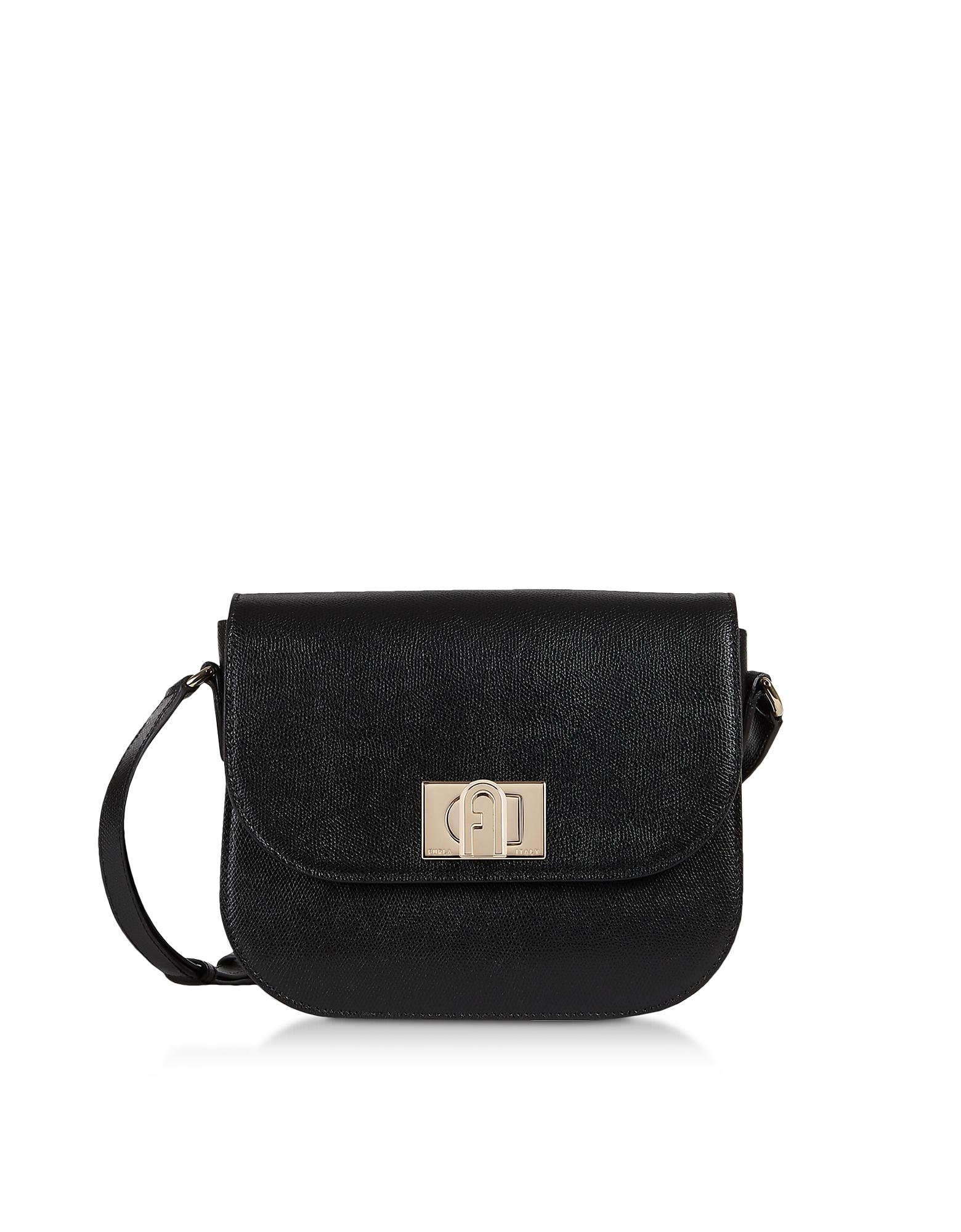 Furla Designer Handbags, Genuine Leather 1927 S Shoulder Bag 23