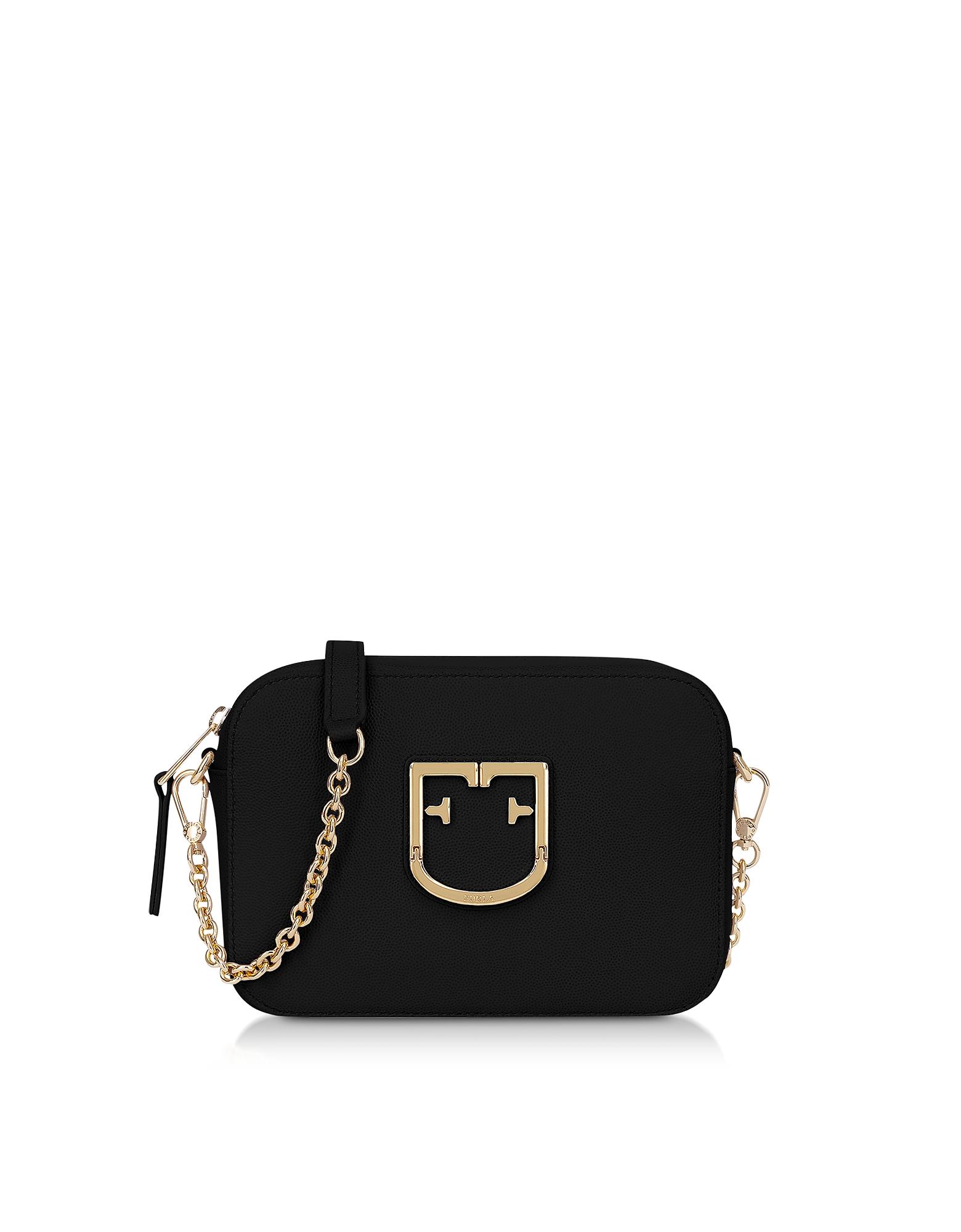 Furla Designer Handbags, Brava Mini Crossbody Bag
