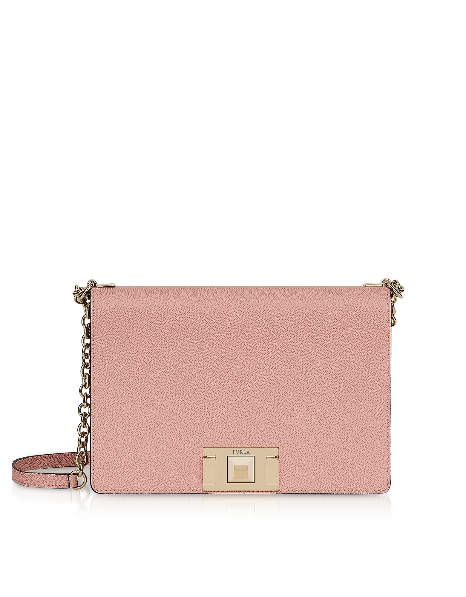 Furla Designer Handbags, Leather Mimì S Crossbody Bag