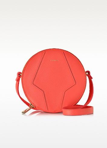 Perla Round Mini Crossbody Bag  - Furla