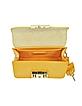 Metropolis Giallo Leather Mini Crossbody Bag - Furla