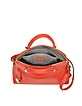 Piper Leather Medium Dome Handbag - Furla