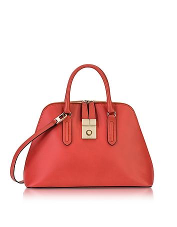 Furla - Ruby Milano Medium Leather Handle Bag