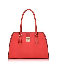 Ruby Milano Medium Leather Tote Bag - Furla