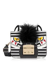 Metropolis Jungle Zebra Mini Crossbody Bag - Furla