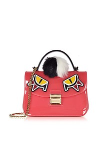 Pink Candy Jungle Sugar Mini Crossbody Bag - Furla