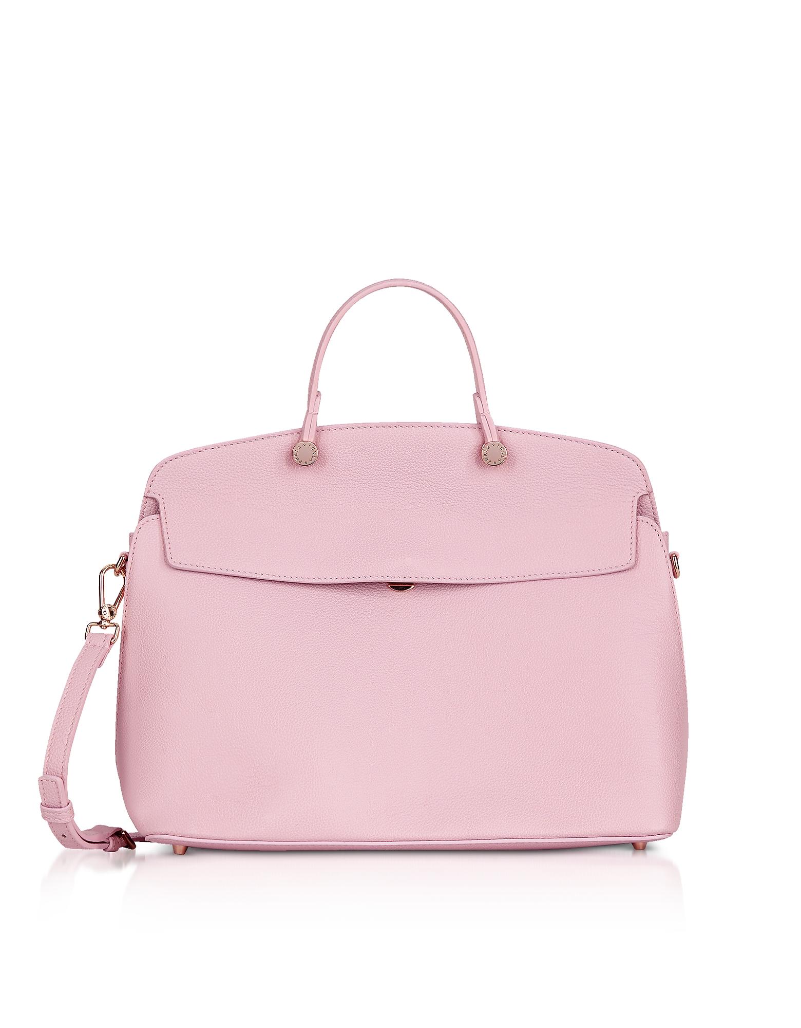 Furla Handbags, My Piper Medium Top Handle Satchel Bag