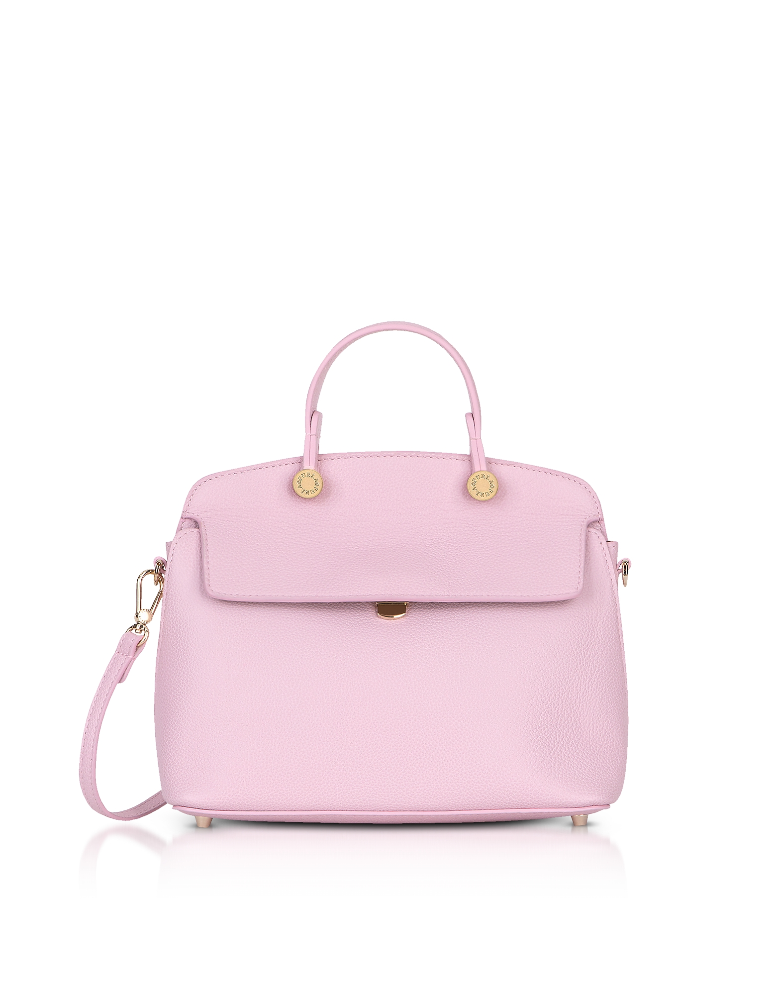 Furla Handbags, Genuine Leather My Piper Small Satchel