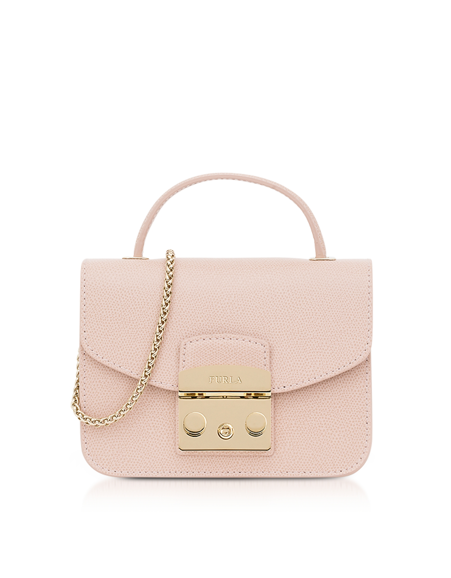 Furla Handbags, Moonstone Metropolis Mini Top Handle Crossbody Bag