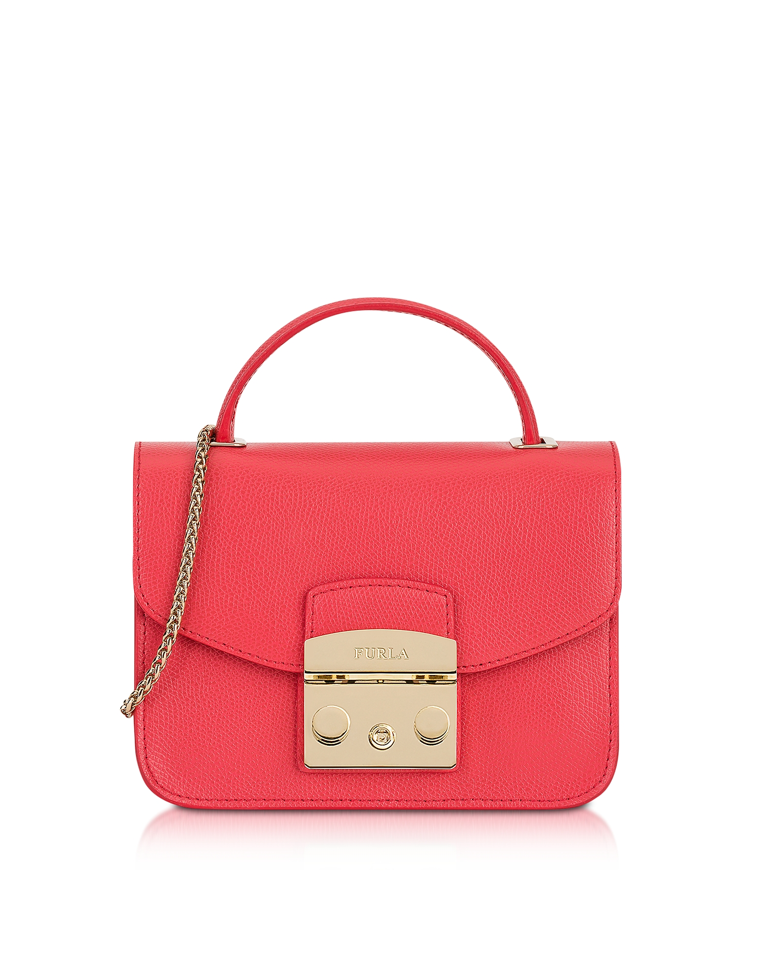 Furla Handbags, Rose Metropolis Mini Top Handle Crossbody Bag