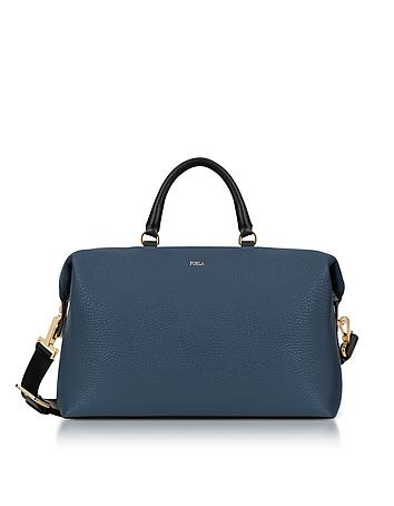 Avio Leather Blogger M Satchel Bag