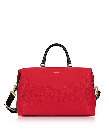 Ruby and Petalo Leather Blogger M Satchel Bag