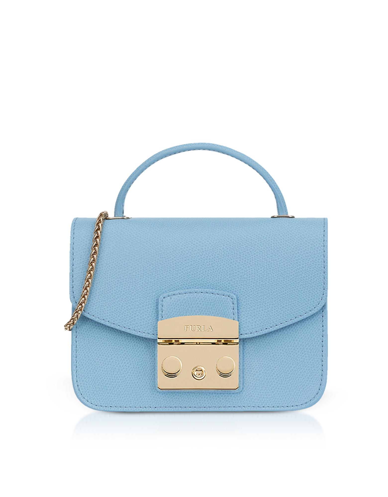 Furla Handbags, Metropolis Mini Top Handle Crossbody Bag