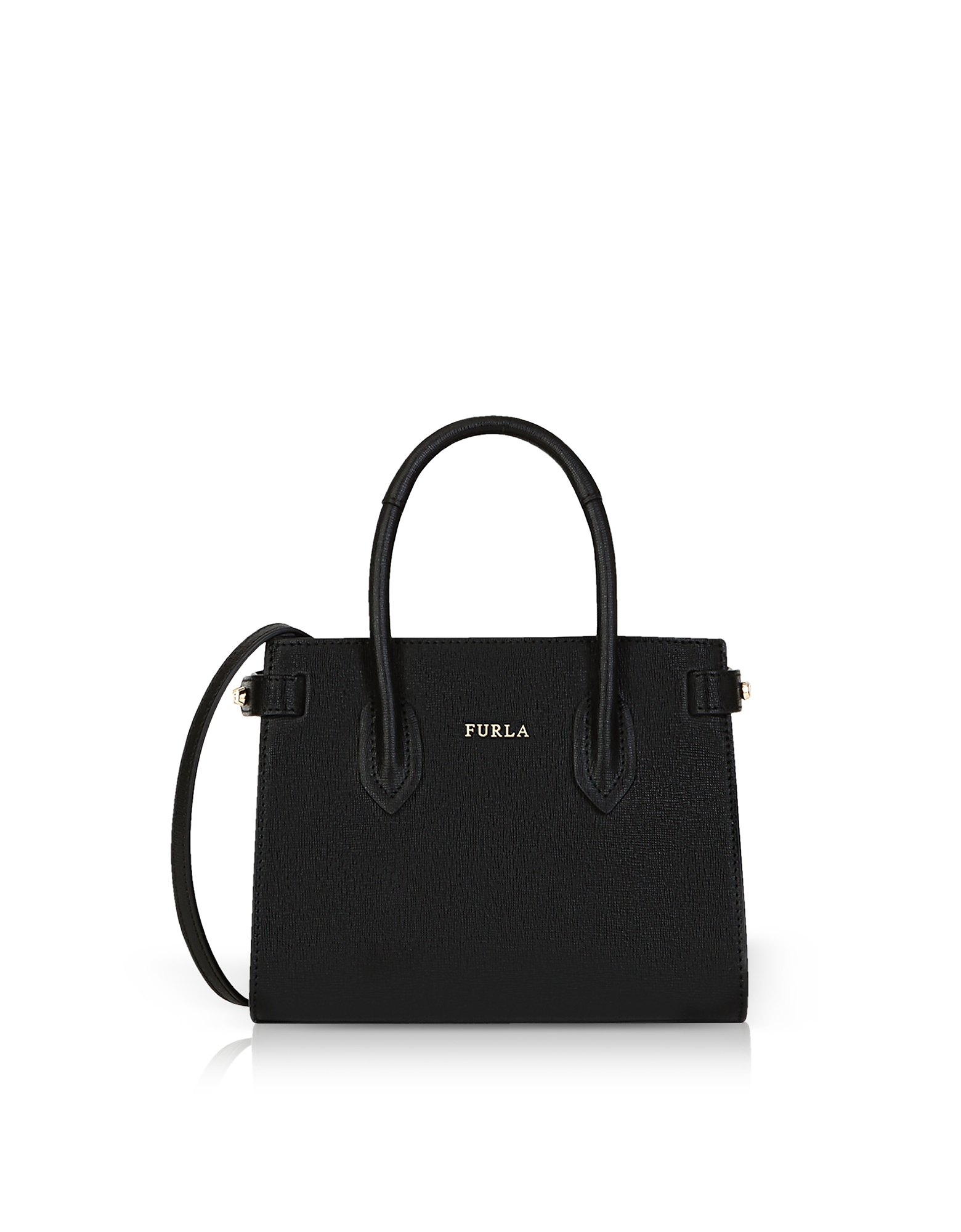 PIN MINI TOTE BAG W/SHOULDER STRAP from FORZIERI