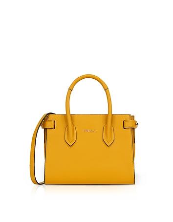 Furla Sun Pin Mini Tote Bag w/Shoulder Strap
