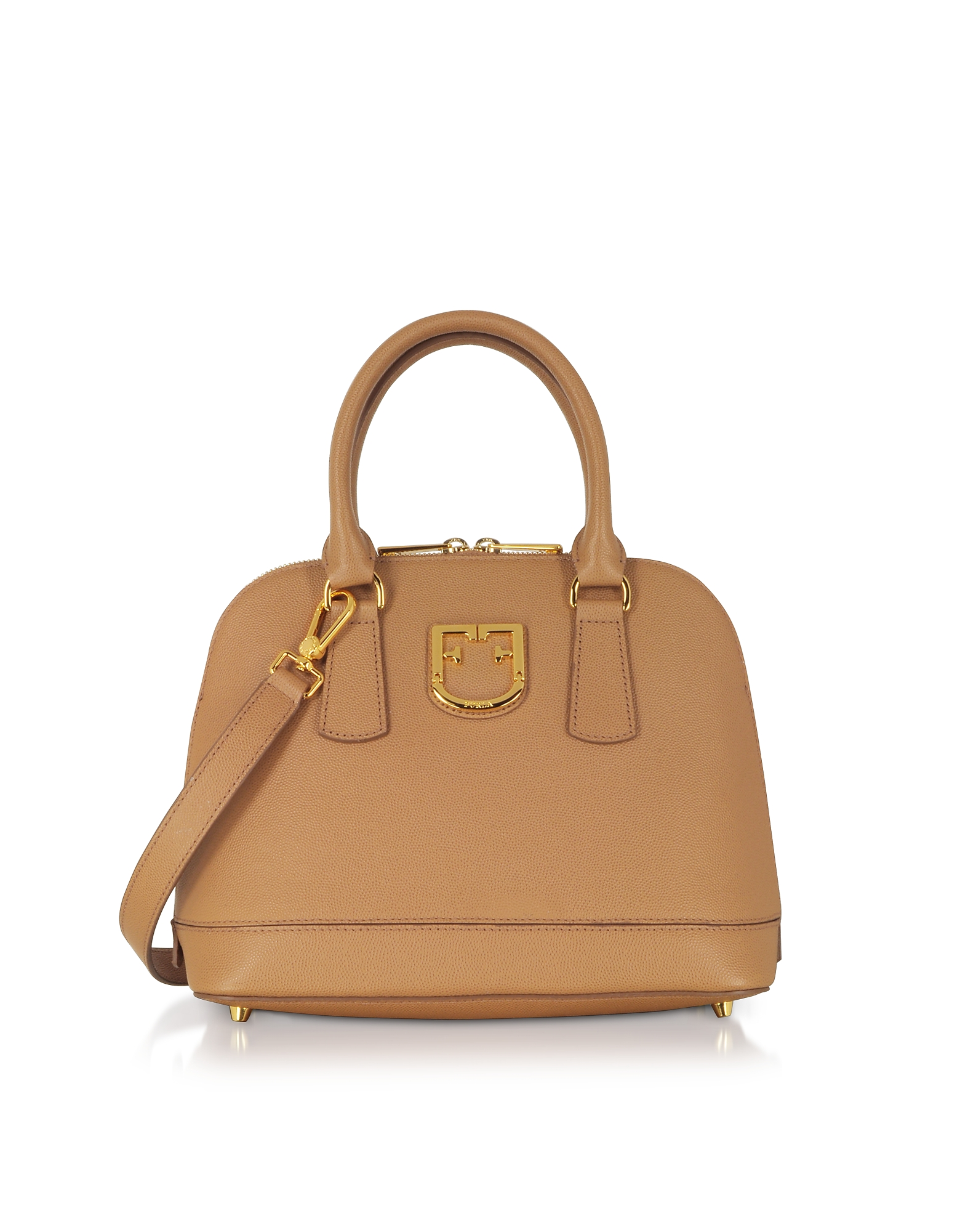 FURLA | Furla Designer Handbags, Fantastica S Dome Satchel Bag | Goxip
