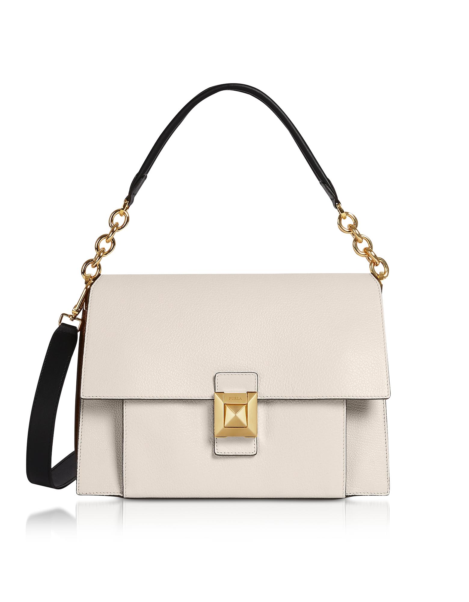 FURLA | Furla Designer Handbags, Diva M Shoulder Bag | Goxip
