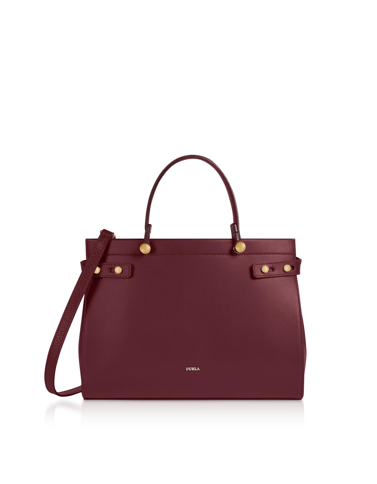 FURLA | Furla Designer Handbags, Lady M Tote Bag | Goxip