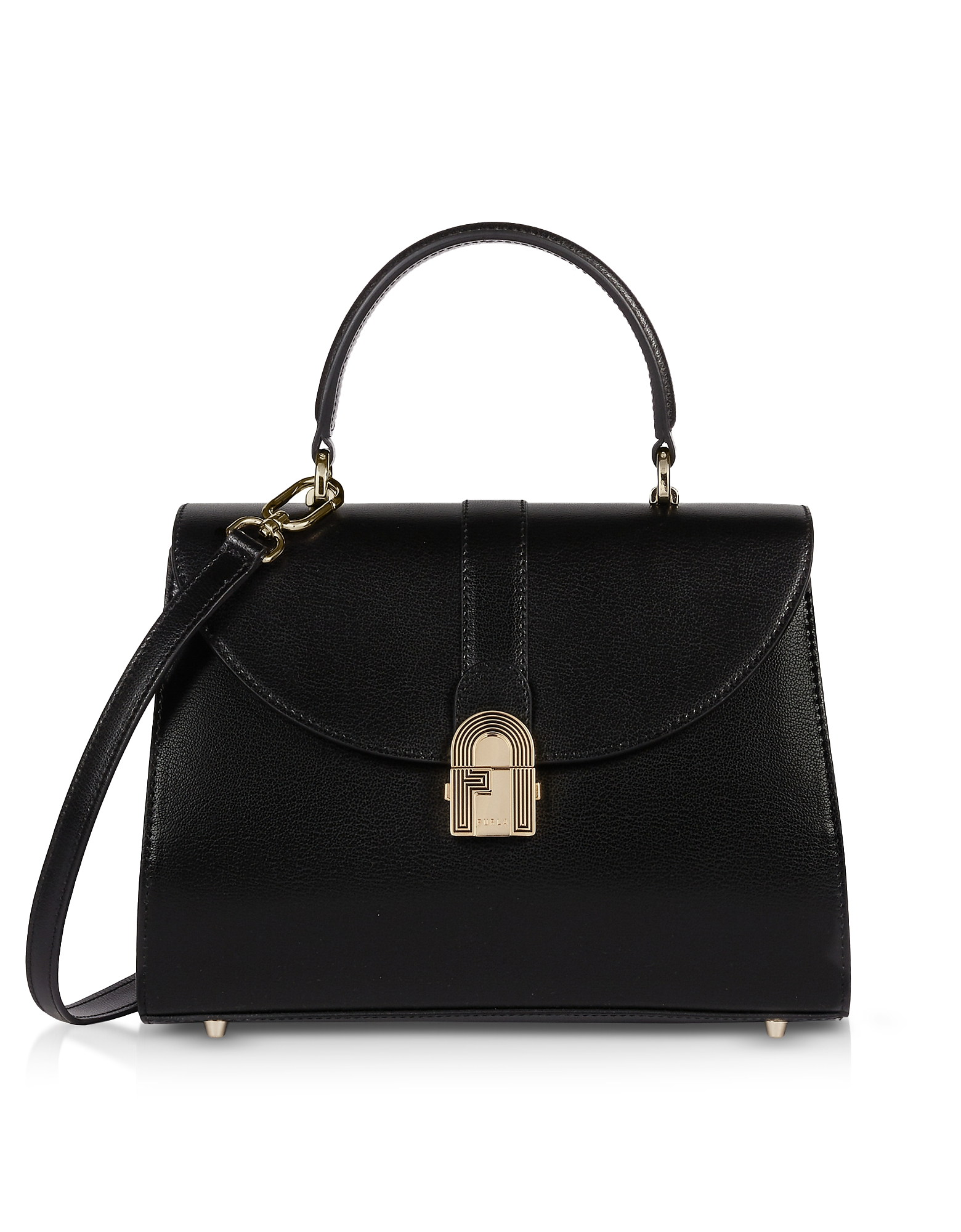 Furla Designer Handbags, 1927 Opera L Top-Handle Satchel Bag