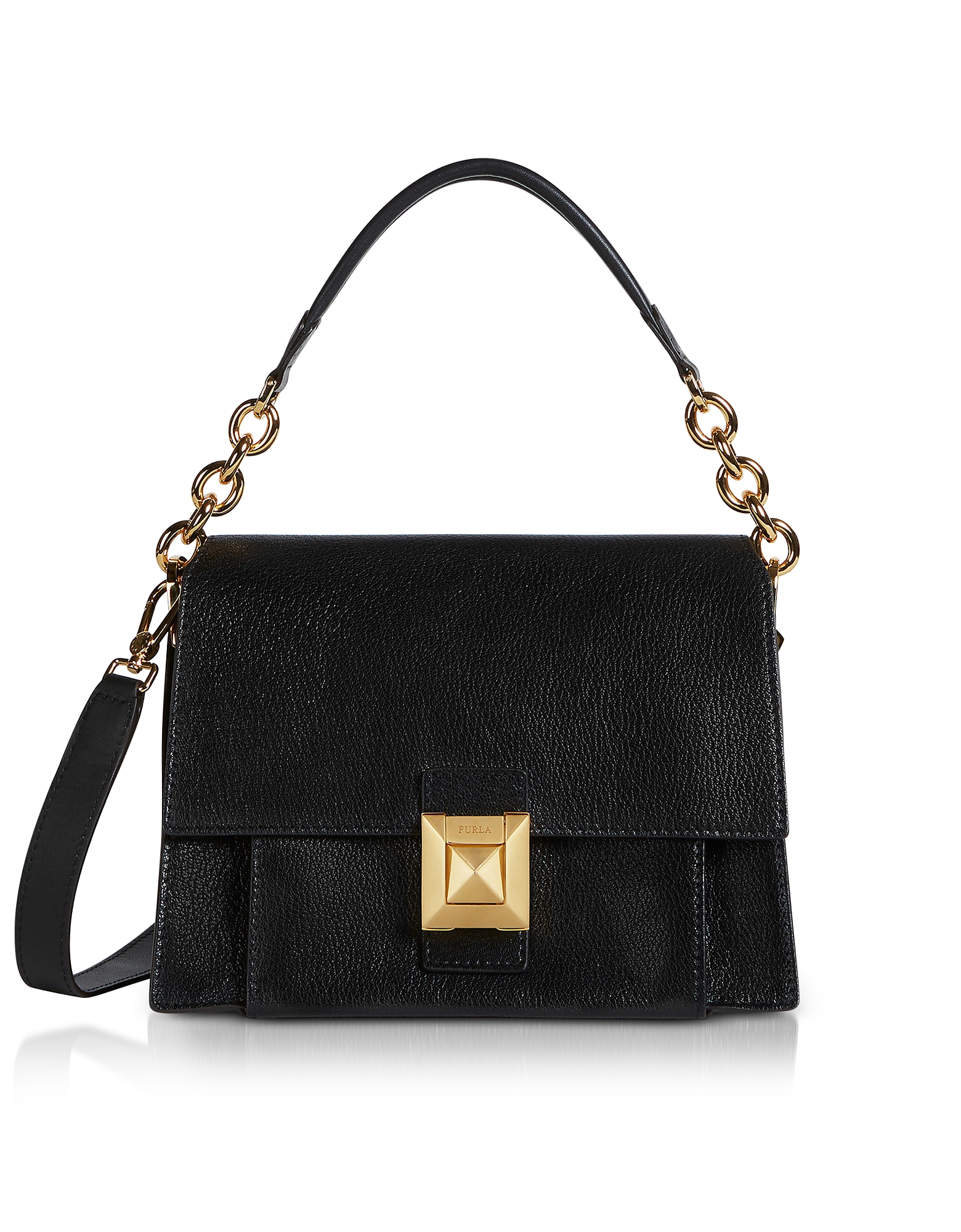 Furla Designer Handbags, Diva S Shoulder Bag