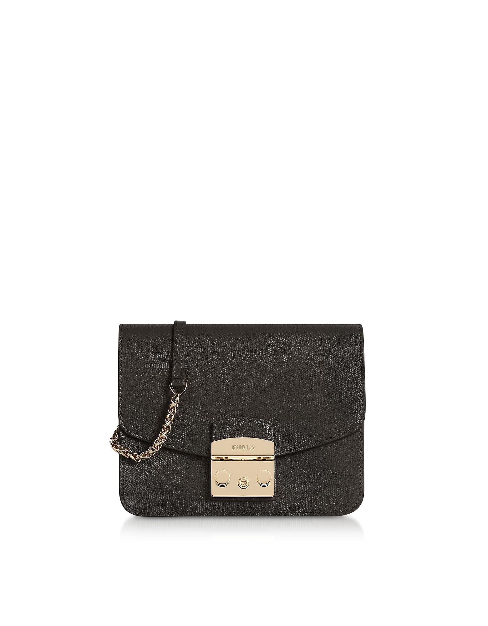 Furla Designer Handbags, Metropolis S Crossbody Bag