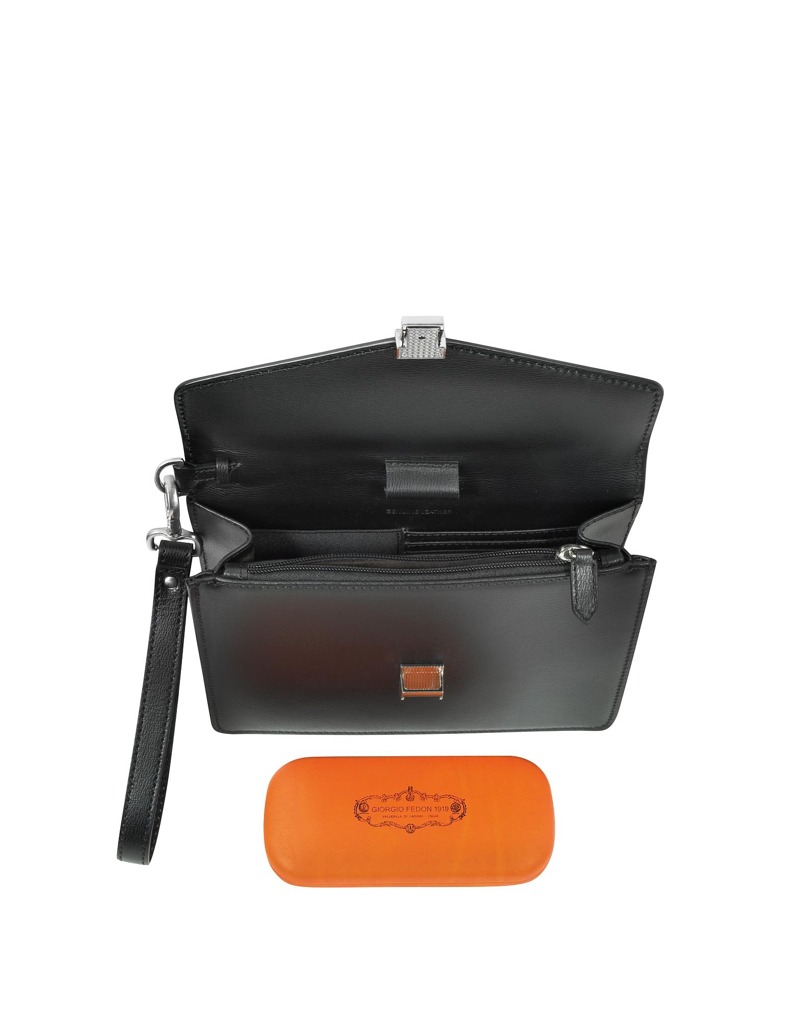 Фото New Class - Кожаный Клатч с Браслетом на Руку. Купить с доставкой
