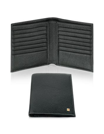 Giorgio Fedon 1919 Wall Street - Men's Calf Leather Card Holder Wallet