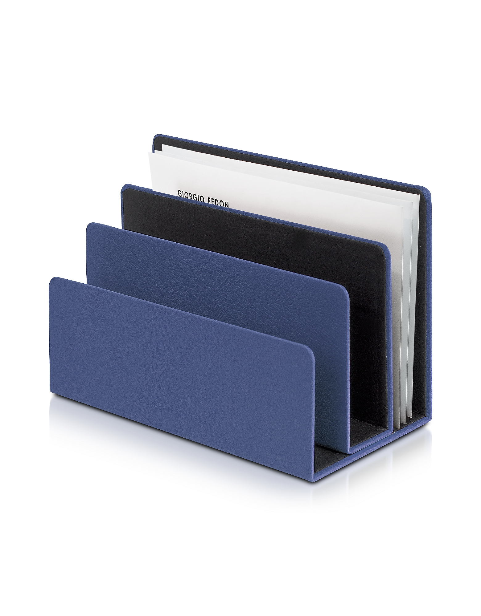 Charme - Blue Desk Letter Holder
