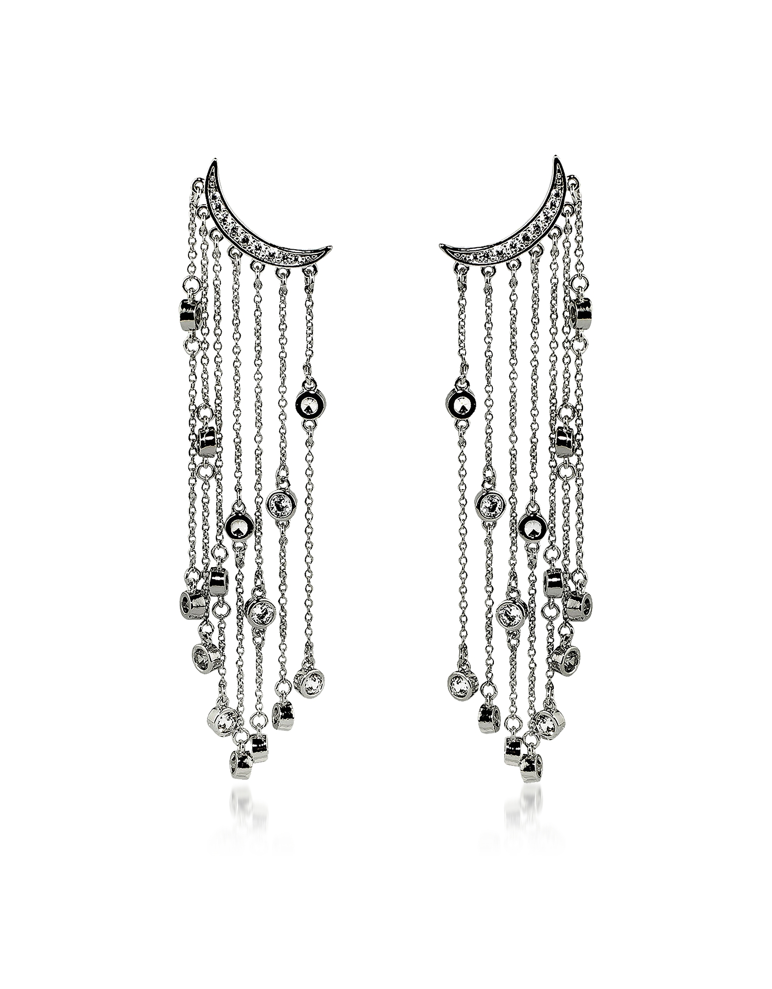 Federica Tosi Designer Earrings, Big Rain Earrings