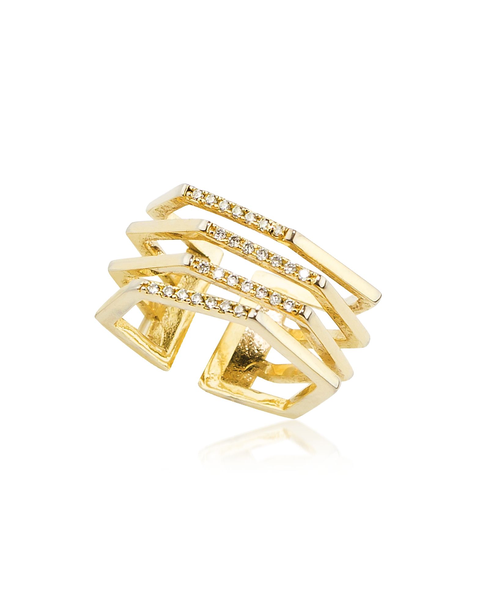 Federica Tosi Rings, Cage Ring