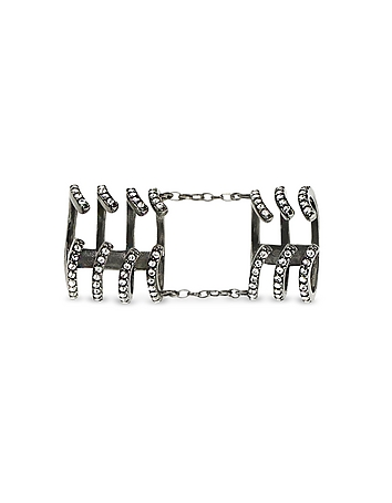 Armour Hook Ring