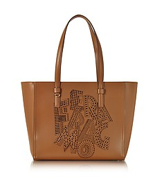 Bonnie Sella Leather Tote - Salvatore Ferragamo