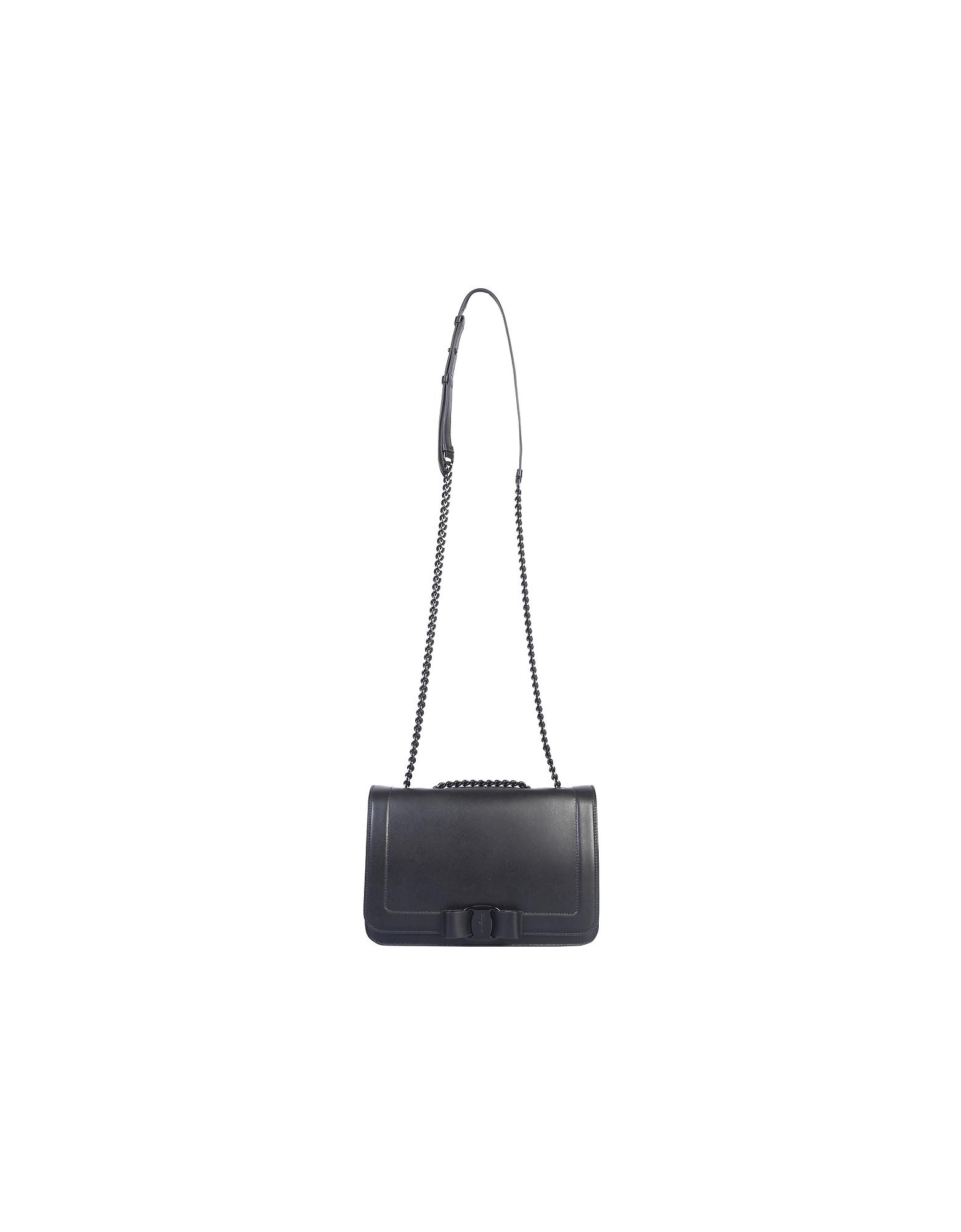 Salvatore Ferragamo Designer Handbags, Vara Rainbow Bag