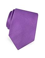 Forzieri Gold Line - Cravatta di seta in tinta unita - forzieri - it.forzieri.com