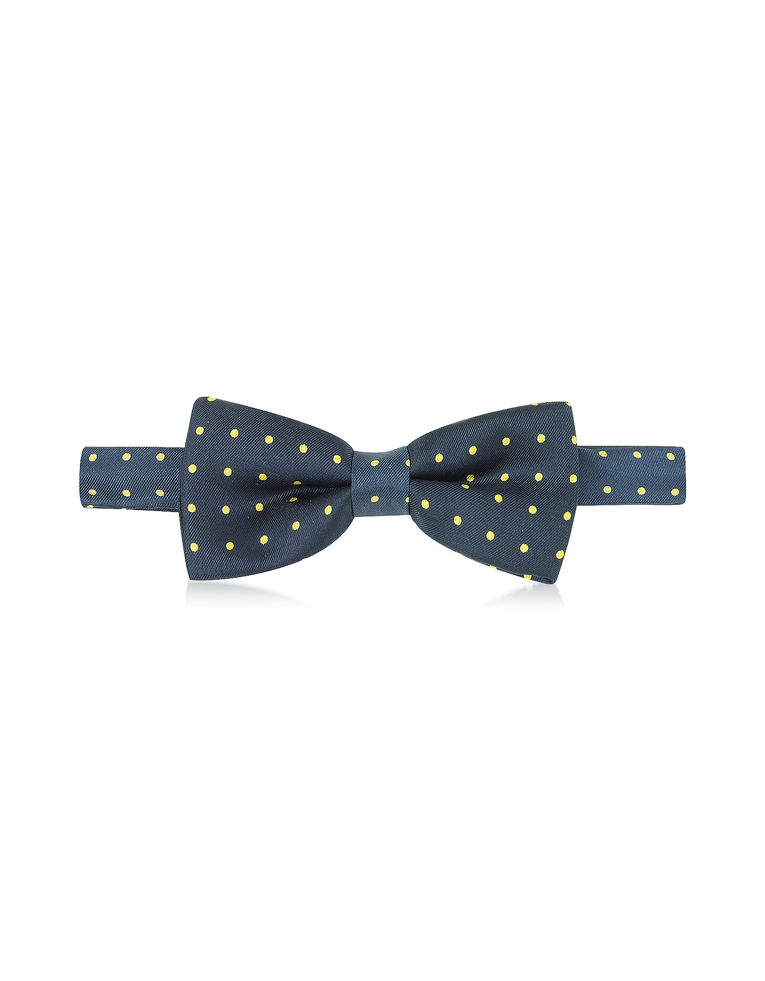 Forzieri Bowties and Cummerbunds, Polkadot Pre-tied Bowtie
