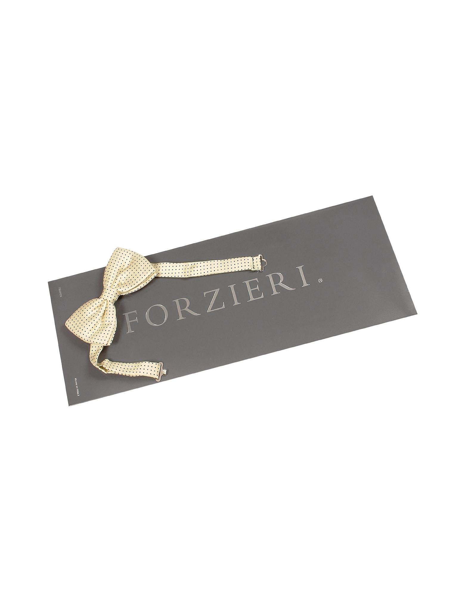 Small Polkadot Pre-Tied Silk Bowtie от Forzieri.com INT