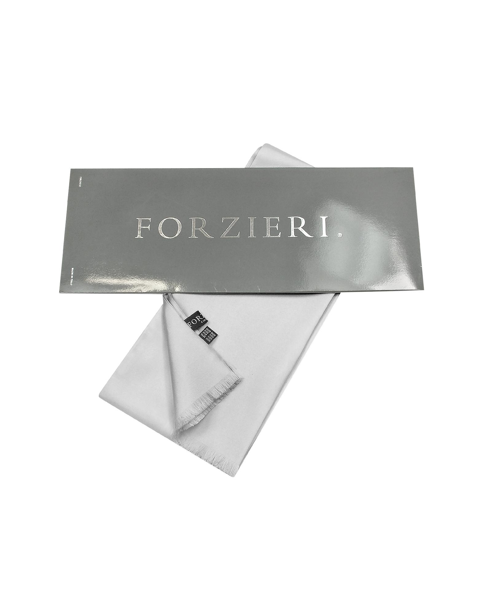 Solid Silk Scarf от Forzieri.com INT