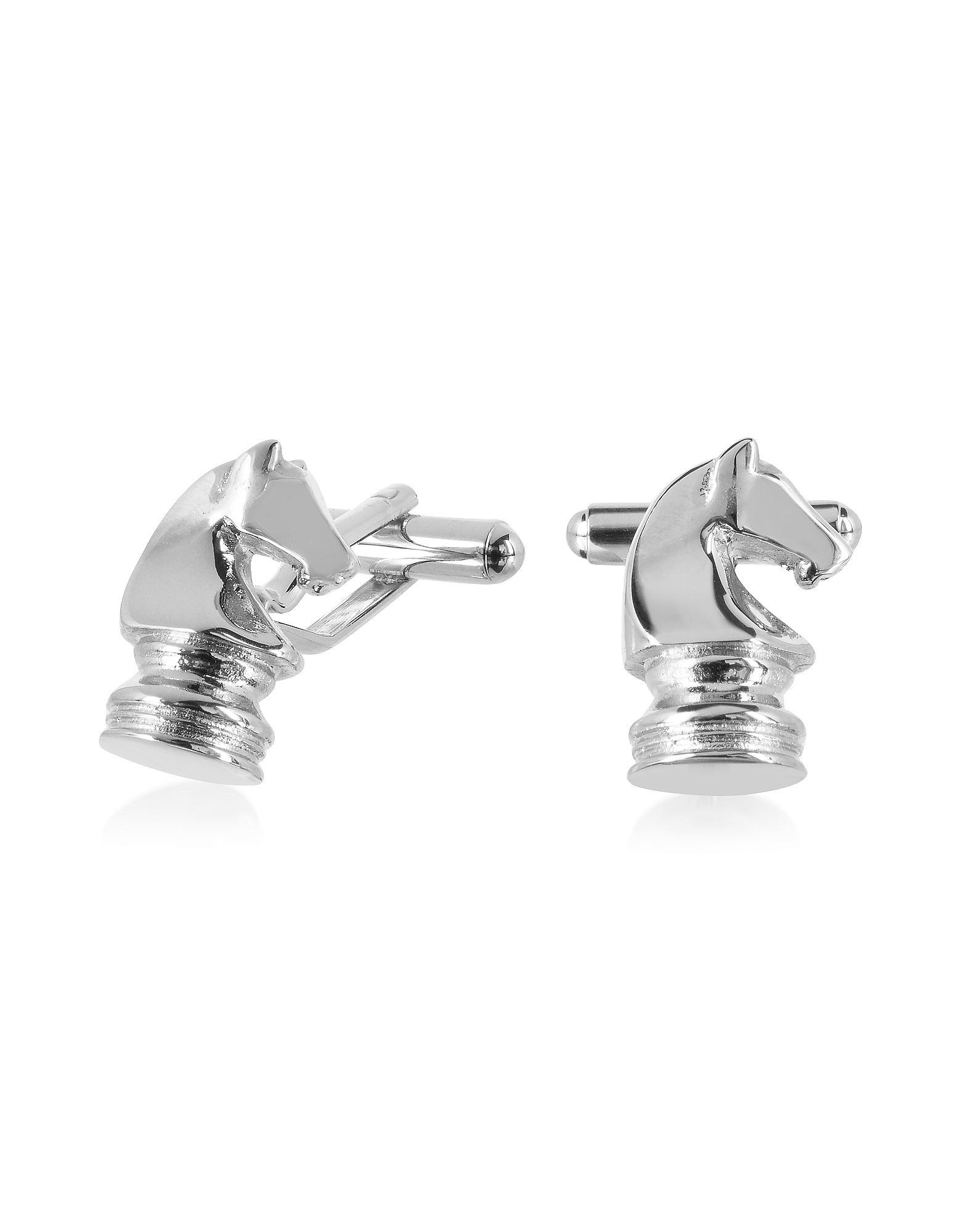 Old Style - Knight Chess Cufflinks от Forzieri.com INT