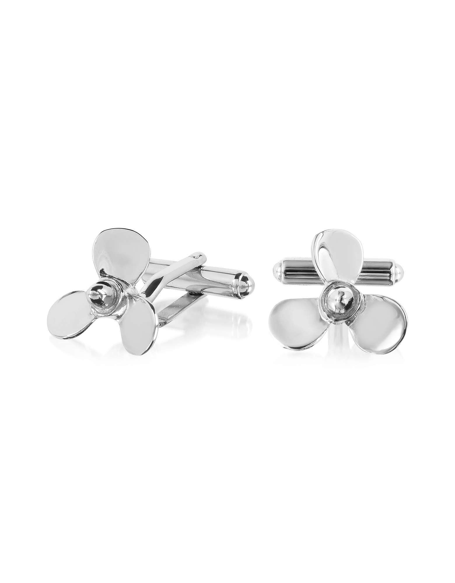 Old Style - Boat Propeller Cufflinks от Forzieri.com INT