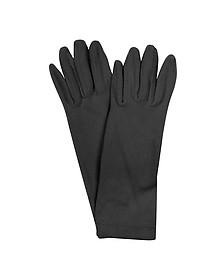 Ladies' Solid Stretch Gloves  - Forzieri