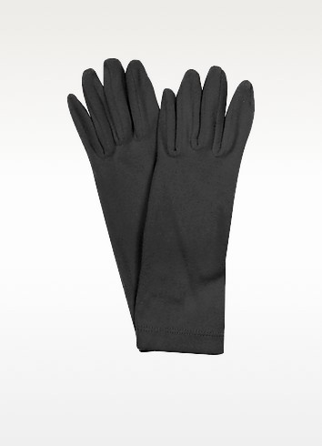 Ladies' Solid Stretch Gloves  - Forzieri