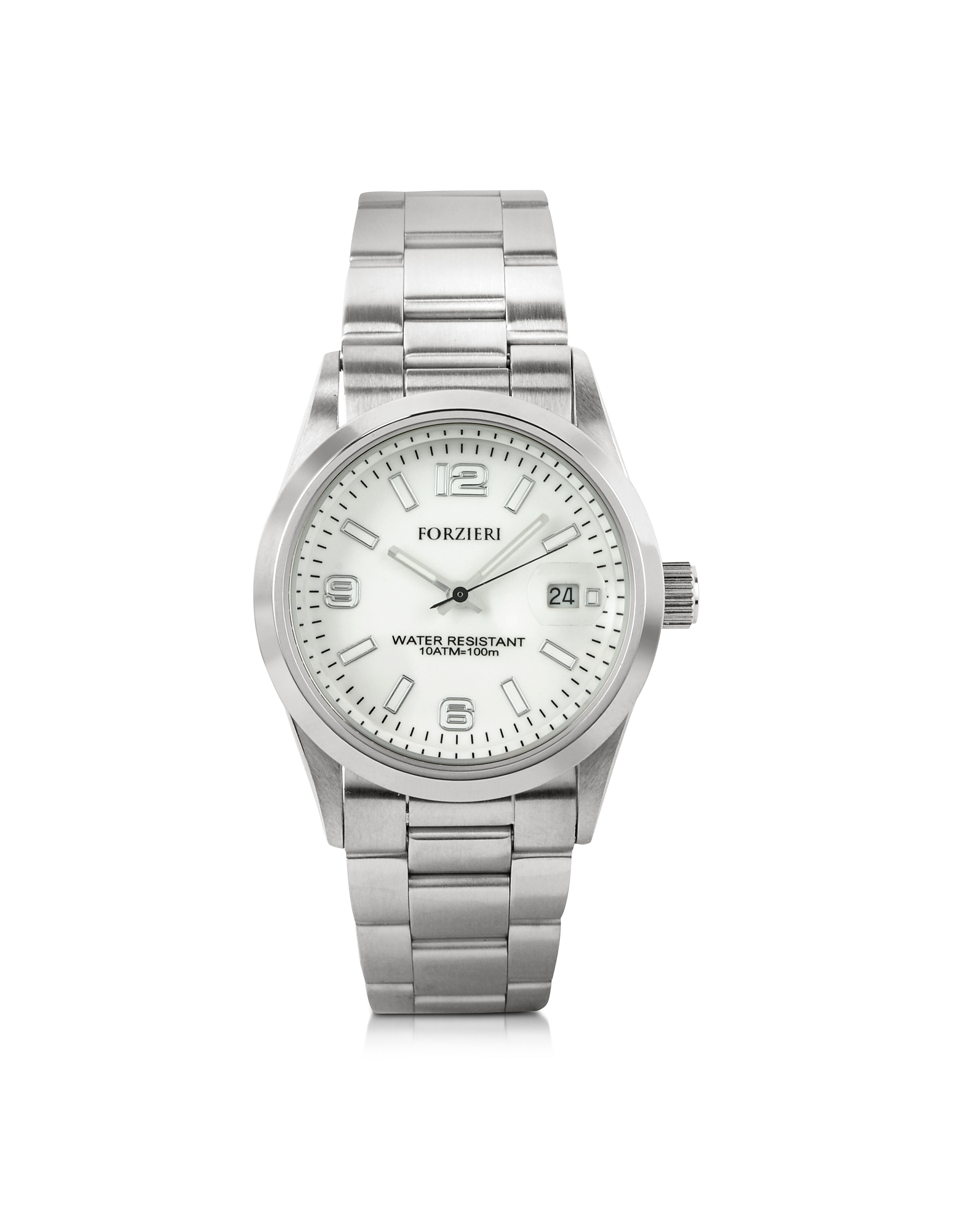 Forzieri Designer Women's Watches, Roger Mini Stainless Steel Women's Watch